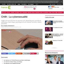 Ch@t : La cybersexualité