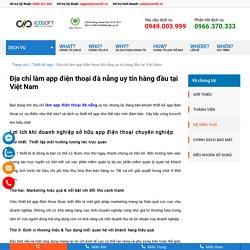 Địa chỉ làm app điện thoại đà nẵng uy tín hàng đầu tại Việt Nam