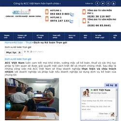 □ Dịch vụ kế toán, Công ty Dịch vụ kế toán, dich vu ke toan - 093 8830883