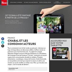 Chabal et les consomm'acteurs - La Presse+