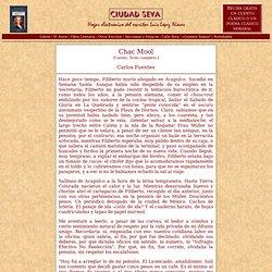 Chac Mool - Carlos Fuentes