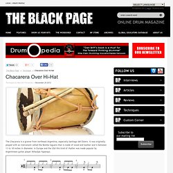 The Black Page