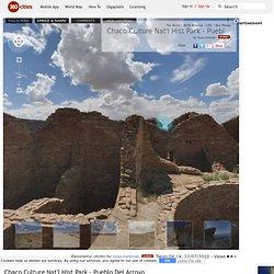 Chaco Culture Nat'l Hist Park - Pueblo Del Arroyo