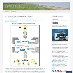 EAP : à chacun son coffre à outils
