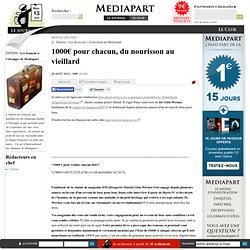 1000€ pour chacun, du nourisson au vieillard