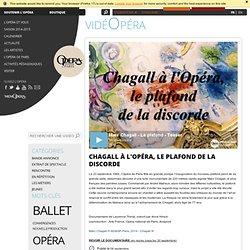 Chagall à l'Opéra, le plafond de la discorde