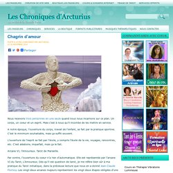 Chagrin d'amour Les Chroniques d'Arcturius