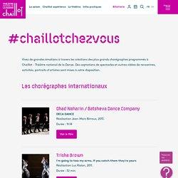 #chaillotchezvous