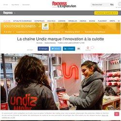 La chaîne Undiz marque l'innovation à la culotte