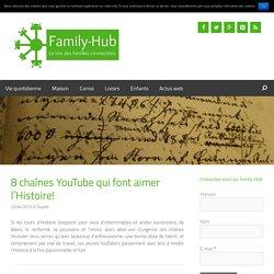 8 chaînes YouTube qui font aimer l'Histoire!