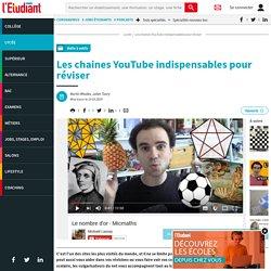 Les chaines YouTube indispensables pour réviser