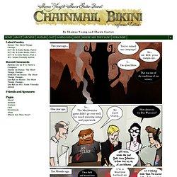 Chainmail Bikini – Special Edition!