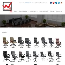 CEO Chairs – CEO Office Chair - Western Office Solutions