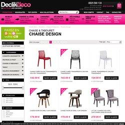 Chaise Design Pas Cher: Chaise Transparente Plexi, Chaise Velours - Page 3