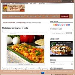 Chakchouka aux poivrons et oeufs