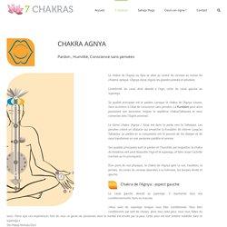 6 Chakra de l'Agnya
