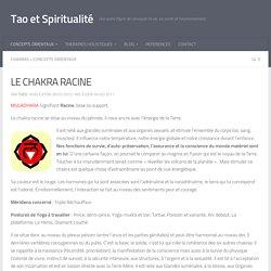 Tao et Spiritualité