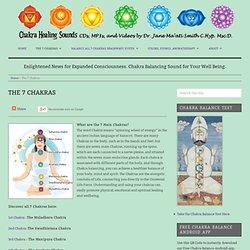 Chakra Healing Sounds