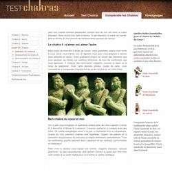 Définition du Chakra du Coeur