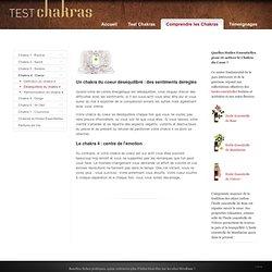Dysfonctionnements du 4e Chakra