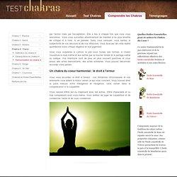 Harmonisation du Chakra du Coeur