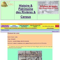 chaland de Loire - Dictionnaire des bateaux fluviaux