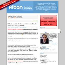 zone de chalandise - Alban : Etudiant e-commerce en Licence Pro GRC et E-commerce