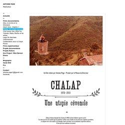 Chalap, une utopie cévenole : Antoine Page