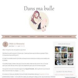 Châle Le Mousseux