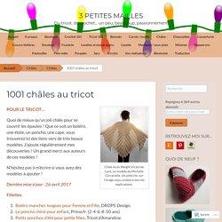 Châles au tricot