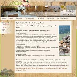 Les Chalets d'Emilie - Gîtes de charme du Jura - Les Rousses - Location de Chalets du Jura dans la station des Rousses