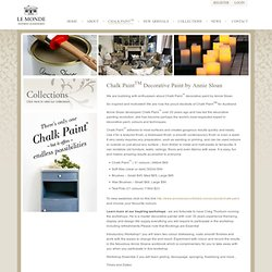 Chalk Paint™ Decorative Paint by Annie Sloan