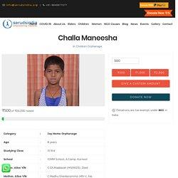 Challa Maneesha - Seruds