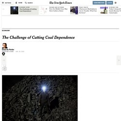The Challenge of Cutting Coal Dependence