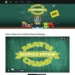 Math Champ Challenge