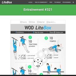Challenge Litobox avec un dé #321