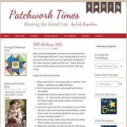 Patchwork Times by Judy Laquidara