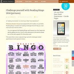 Challenge yourself with Reading Bingo 2014