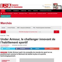 Under Armour, le challenger innovant de... - Les dossiers LSA de la grande consommation