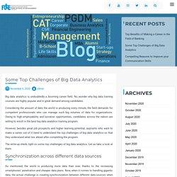 Big Data Analytics Training Program