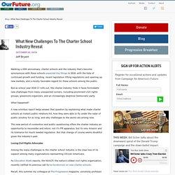 Charter School Challenges