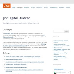 Jisc Digital Student