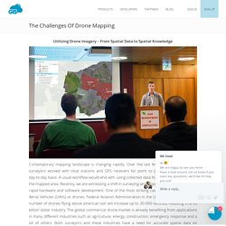 The Challenges of Drone Mapping