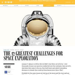 Why Space Exploration Represents the Best of Humanity