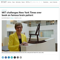 MIT challenges New York Times over book on famous brain patient