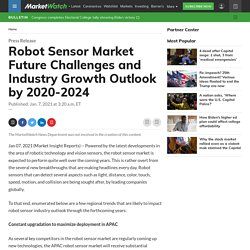 Robot Sensor Market Future Challenges and Industry Growth Outlook by 2020-2024