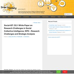 social intelligence research papers