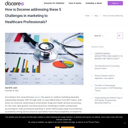 Challenges to Overcome while Marketing to Healthcare Professionals - Doceree