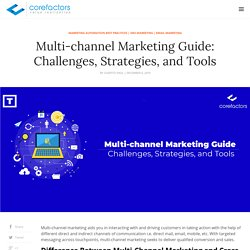 Multi-channel Marketing Guide: Challenges, Strategies, and Tools