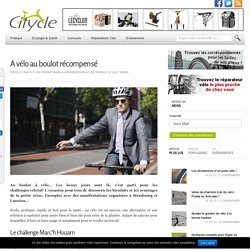 Les challenges vélotaf débarquent